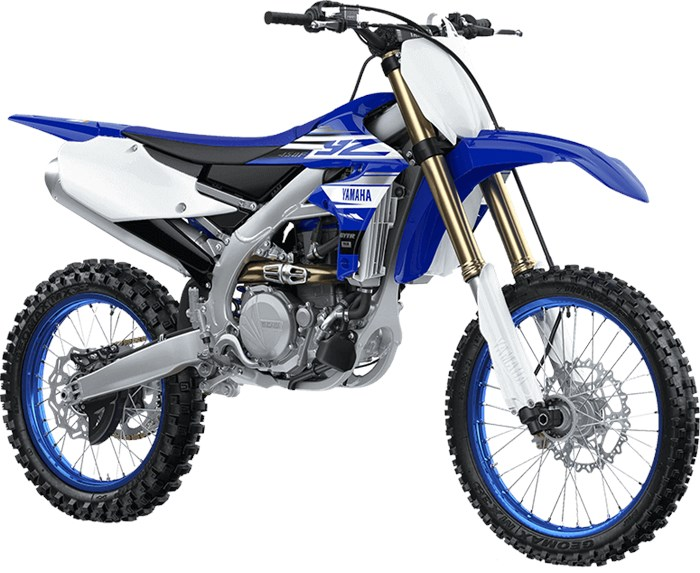 2019 Yamaha YZ450F Photo 2 of 4