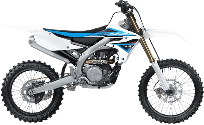 2019 Yamaha YZ450F Photo 3 of 4