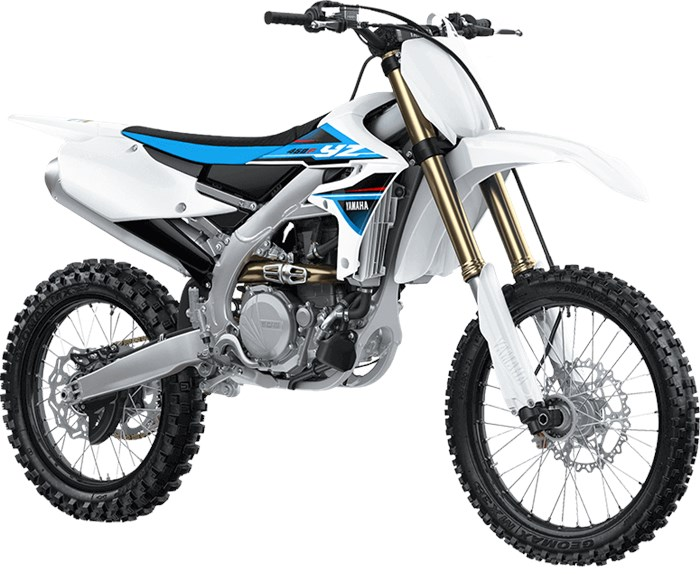 2019 Yamaha YZ450F Photo 4 of 4