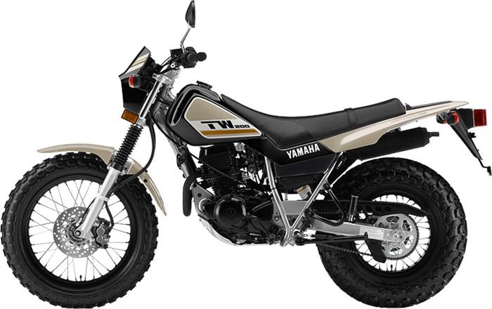 2019 Yamaha TW200E Photo 2 of 4