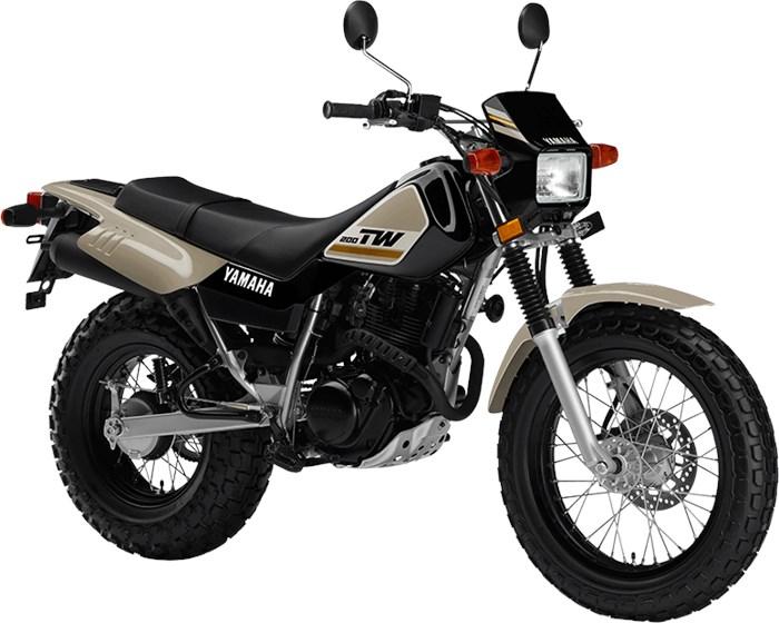 2019 Yamaha TW200E Photo 3 of 4