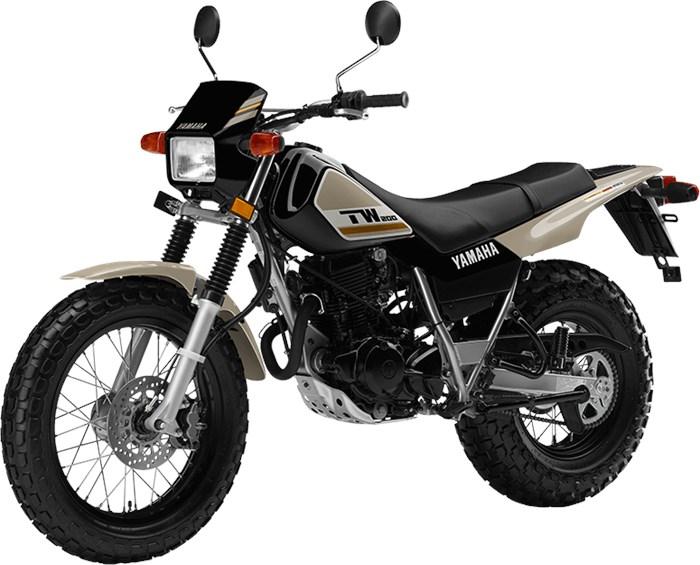 2019 Yamaha TW200E Photo 4 of 4