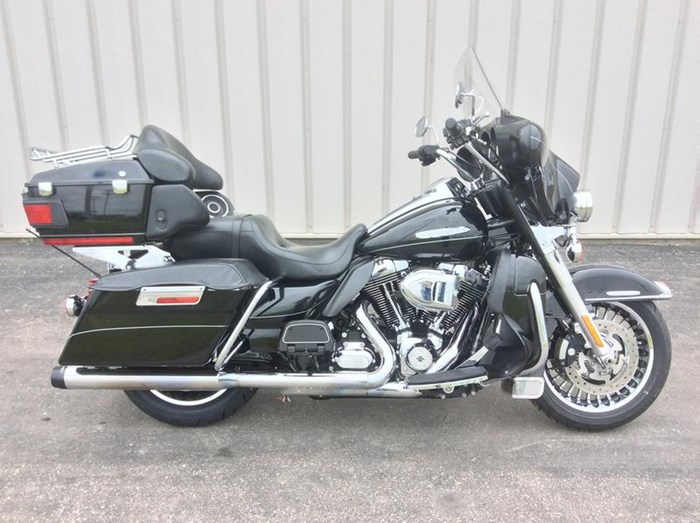 2013 Harley-Davidson FLHTK - Electra Glide® Ultra Limited Photo 1 sur 10
