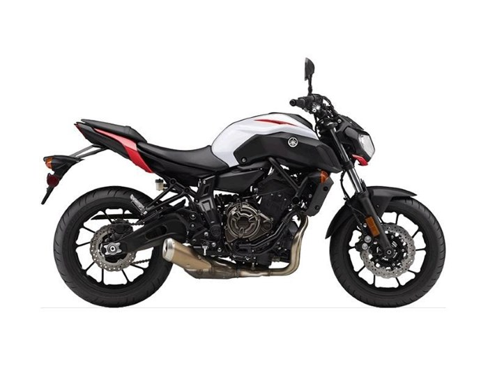 2018 Yamaha MT-07 Photo 1 of 3