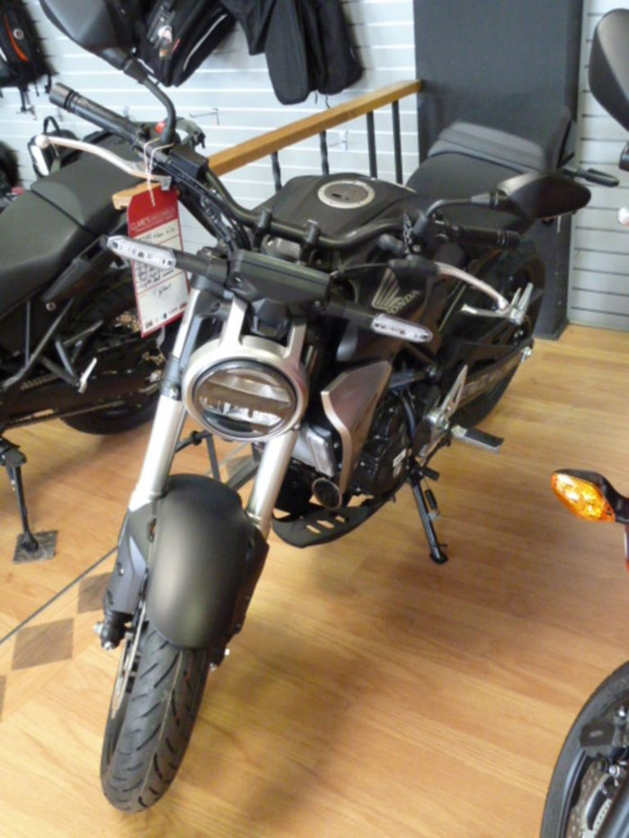 2019 Honda CB300R Photo 1 of 2