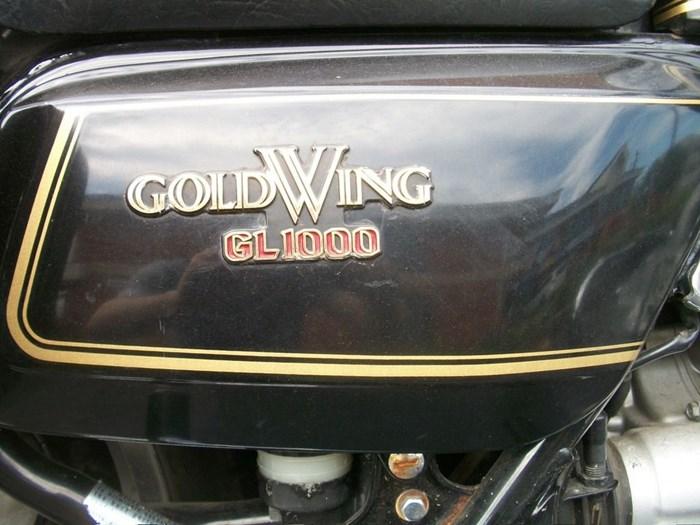 1978 Honda GL1000 GOLDWING Photo 4 of 23