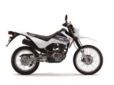 2019 Suzuki DR-200S Photo 1 of 1