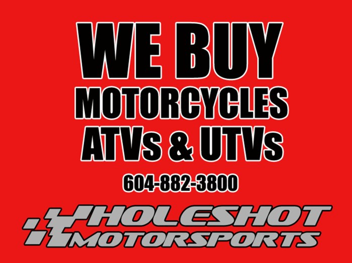 2019 Honda We Buy Used Motorcycles, ATVs & UTVs Photo 1 of 4