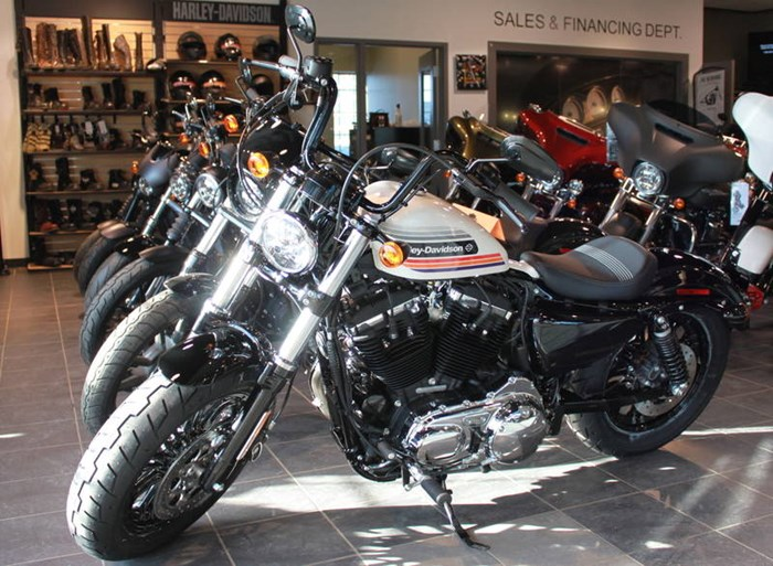 2018 Harley-Davidson XL1200XS - Sportster® Forty-Eight® Speci Photo 1 of 2