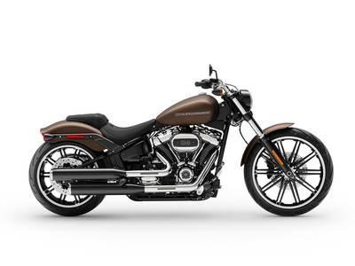 2019 Harley-Davidson FXBRS - Softail® Breakout® 114 Photo 1 of 1