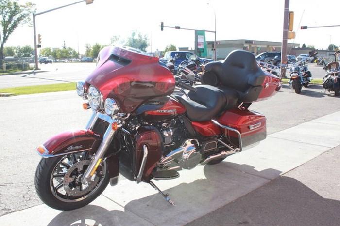 2019 Harley-Davidson FLHTK - Ultra Limited Photo 1 of 8
