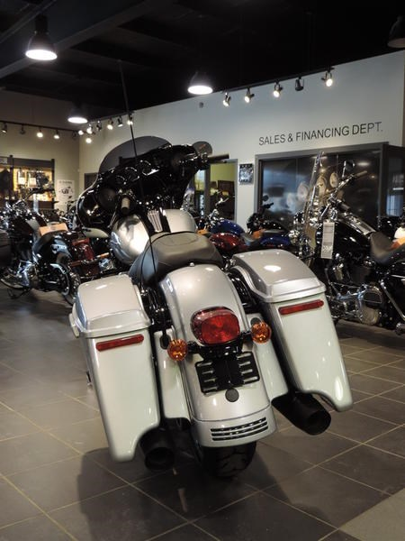2019 Harley-Davidson FLHXS - Street Glide® Special Photo 7 of 7