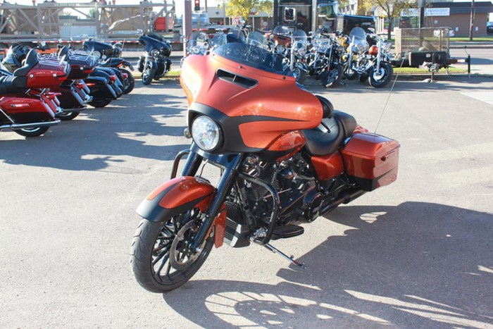 2019 Harley-Davidson FLHXS - Street Glide® Special Photo 1 of 6