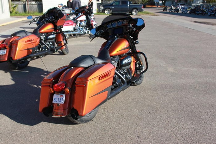 2019 Harley-Davidson FLHXS - Street Glide® Special Photo 4 of 6