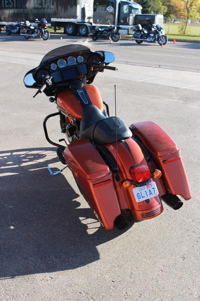 2019 Harley-Davidson FLHXS - Street Glide® Special Photo 5 of 6