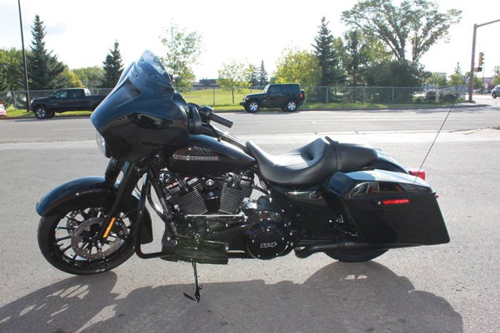 2019 Harley-Davidson FLHXS - Street Glide® Special Photo 1 of 8
