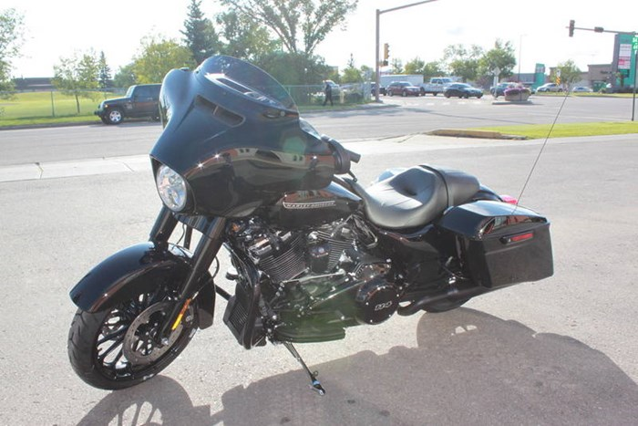2019 Harley-Davidson FLHXS - Street Glide® Special Photo 3 of 8