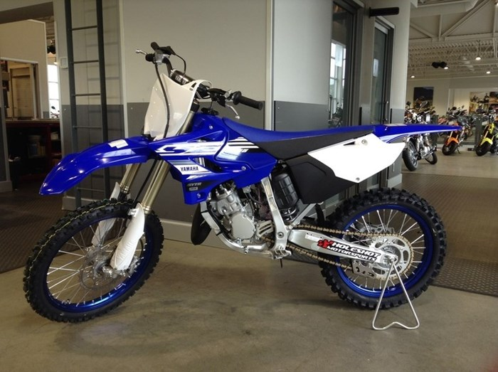 Yamaha YZ125 (2-Stroke) 2019 New Motorcycle for Sale in Langley, British  Columbia - MotorcycleDealers ca