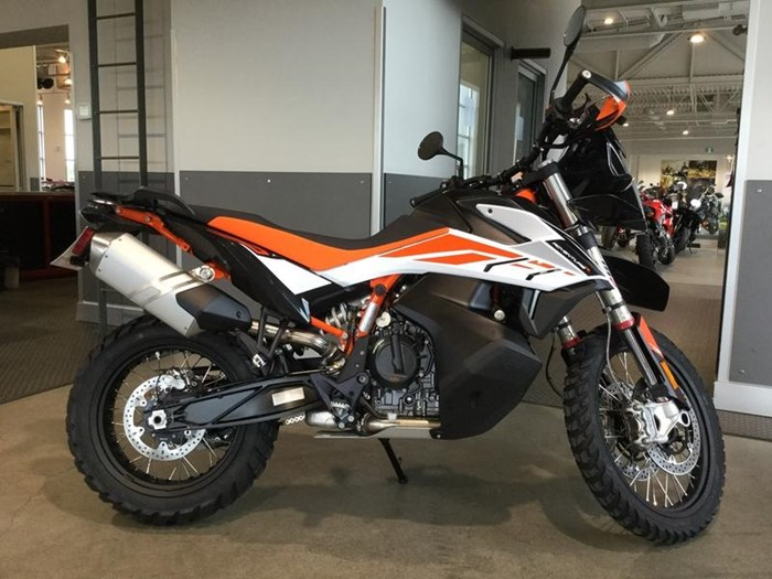 2019 KTM 790 Adventure R Photo 1 of 8
