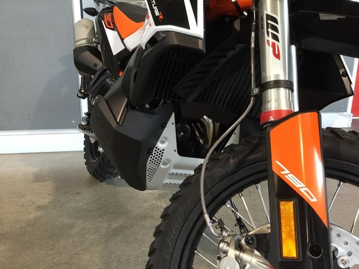 2019 KTM 790 Adventure R Photo 4 of 8