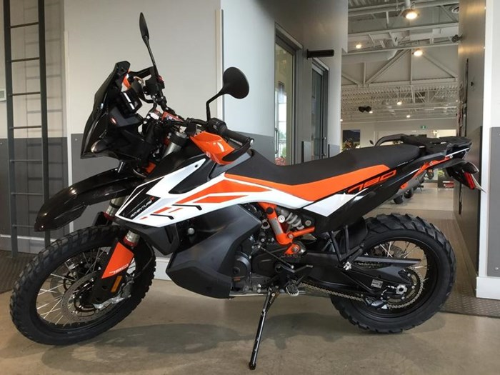 2019 KTM 790 Adventure R Photo 5 of 8