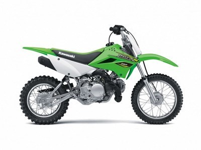 2018 Kawasaki KLX® 110 Photo 1 of 1