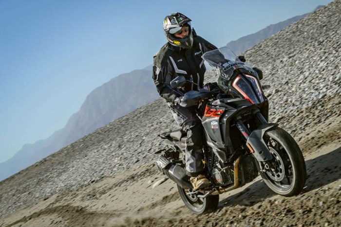 2019 KTM 1290 Super Adventure S Photo 4 of 12