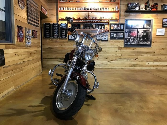 2008 Harley-Davidson Fat Boy Photo 6 of 6