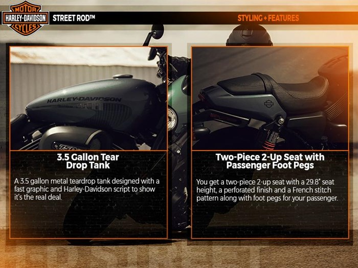 2018 Harley-Davidson XG750A - Street Rod® Photo 4 of 4
