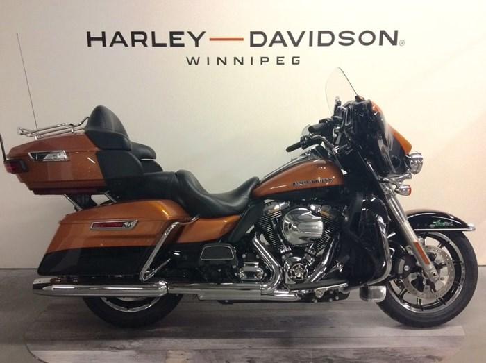 2016 Harley-Davidson FLHTK - Ultra Limited Photo 1 of 12