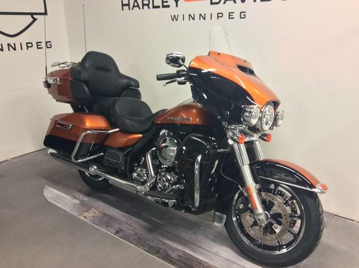 2016 Harley-Davidson FLHTK - Ultra Limited Photo 4 of 12