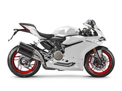 2018 Ducati 959 Panigale White Photo 1 of 1