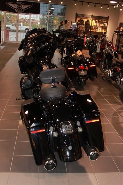 2019 Harley-Davidson FLHXS - Street Glide® Special Photo 10 of 12