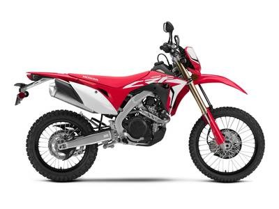 2019 Honda CRF450L Photo 1 of 1