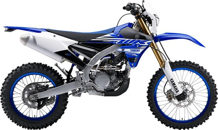 2019 Yamaha WR250F Photo 1 of 4