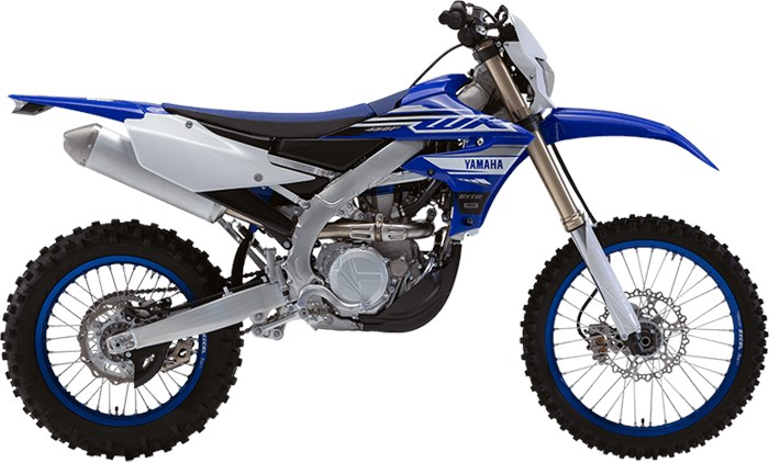 2019 Yamaha WR450F Photo 1 of 4
