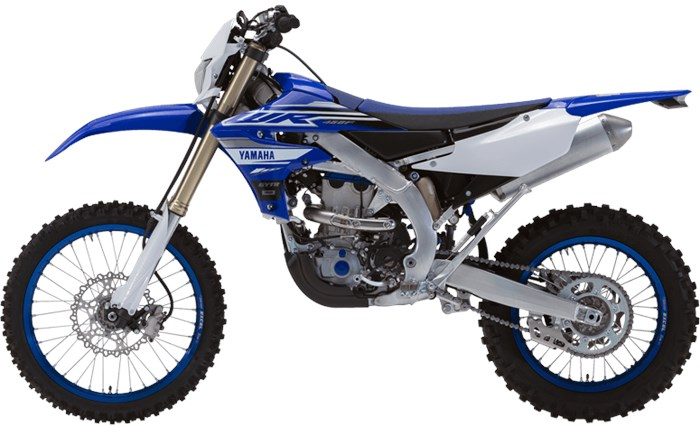 2019 Yamaha WR450F Photo 2 of 4