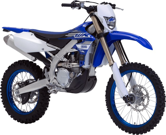 2019 Yamaha WR450F Photo 3 of 4