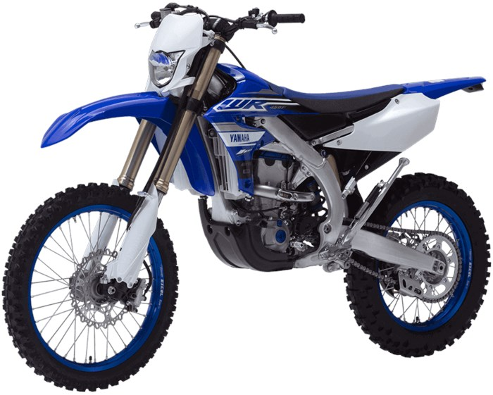 2019 Yamaha WR450F Photo 4 of 4