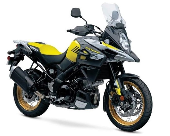 2019 Suzuki V-Strom 1000 XT Photo 1 of 1