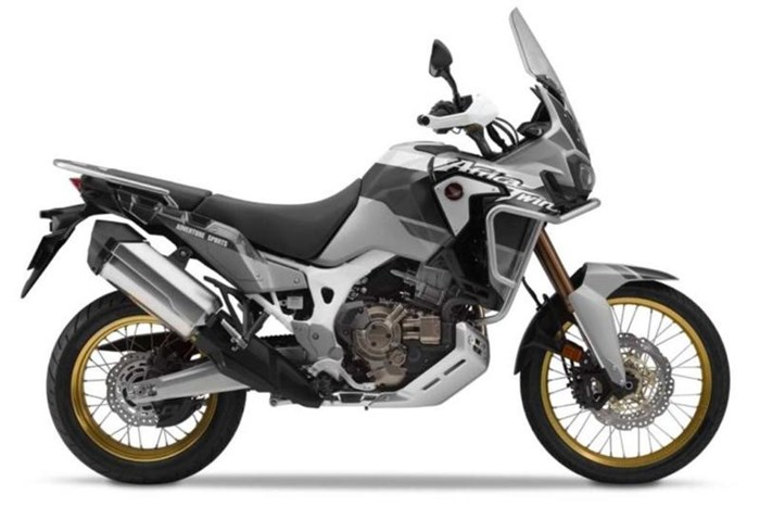 2019 Honda Africa Twin Sport DCT Photo 8 of 9