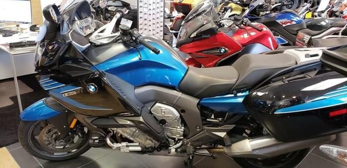 2016 BMW K1600GT Special Cosmic Blue Metallic/Bla Photo 2 of 18