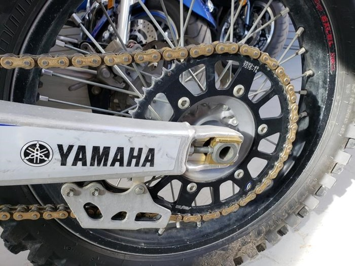 2017 Yamaha YZ450F Photo 3 of 11