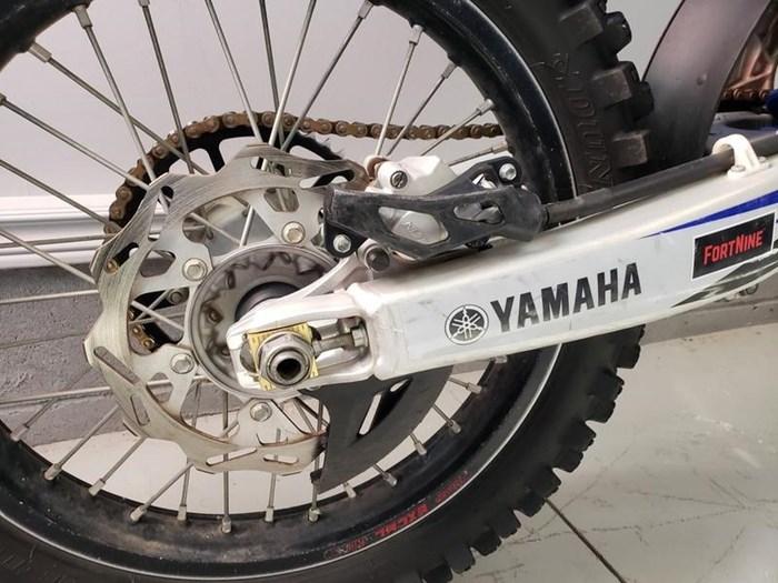 2017 Yamaha YZ450F Photo 9 of 11