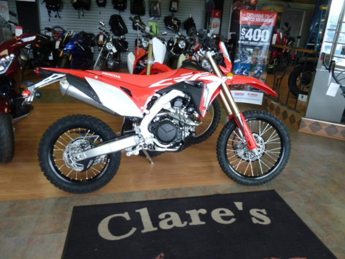 2019 Honda CRF450L Photo 1 of 6