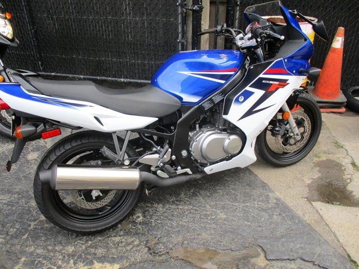 2008 Suzuki GS500F Photo 1 of 8