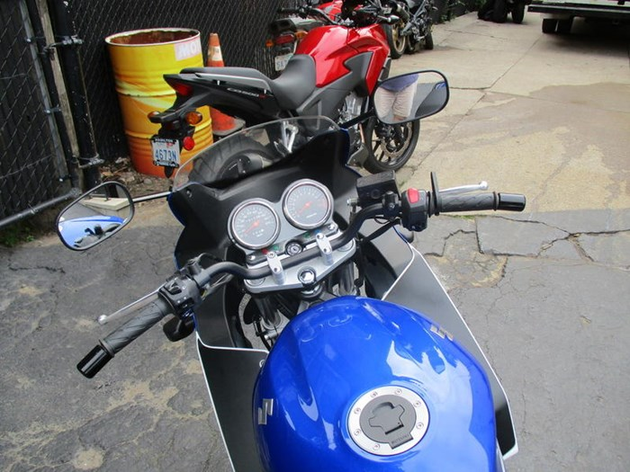 2008 Suzuki GS500F Photo 3 of 8