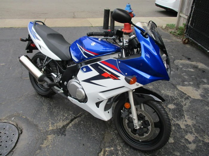 2008 Suzuki GS500F Photo 4 of 8