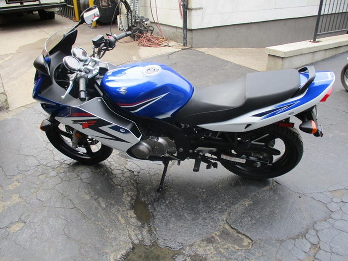 2008 Suzuki GS500F Photo 6 of 8