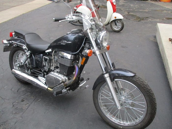 2008 Suzuki GS500F Photo 8 of 8